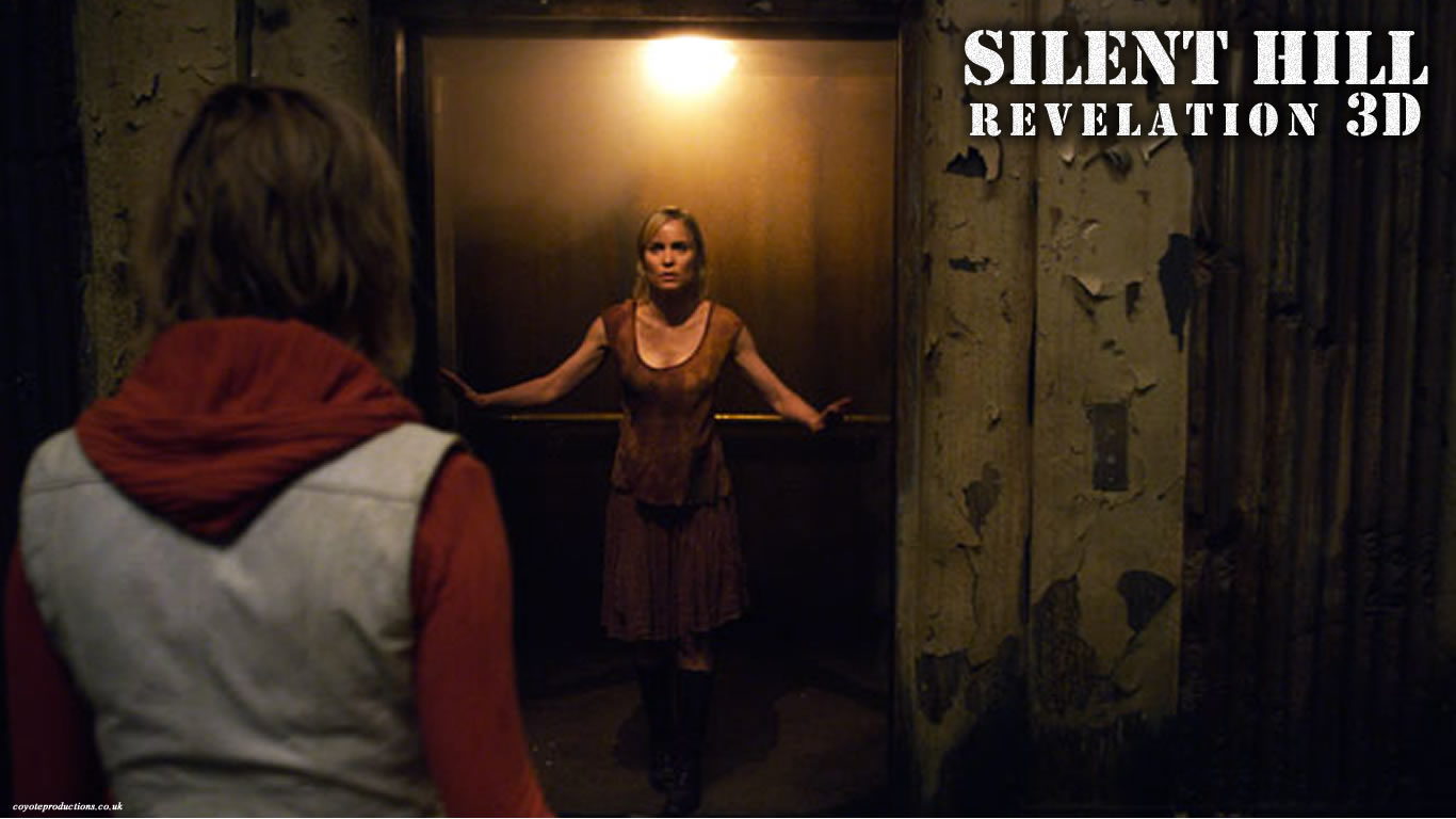 Coyote Productions - Wallpapers - Silent Hill - Revelation 3d