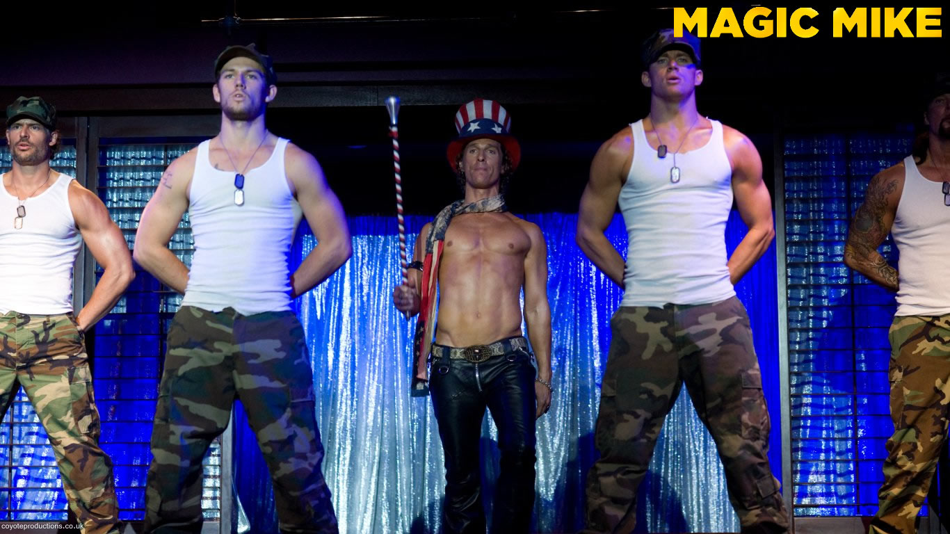 Coyote Productions Wallpapers Magic Mike